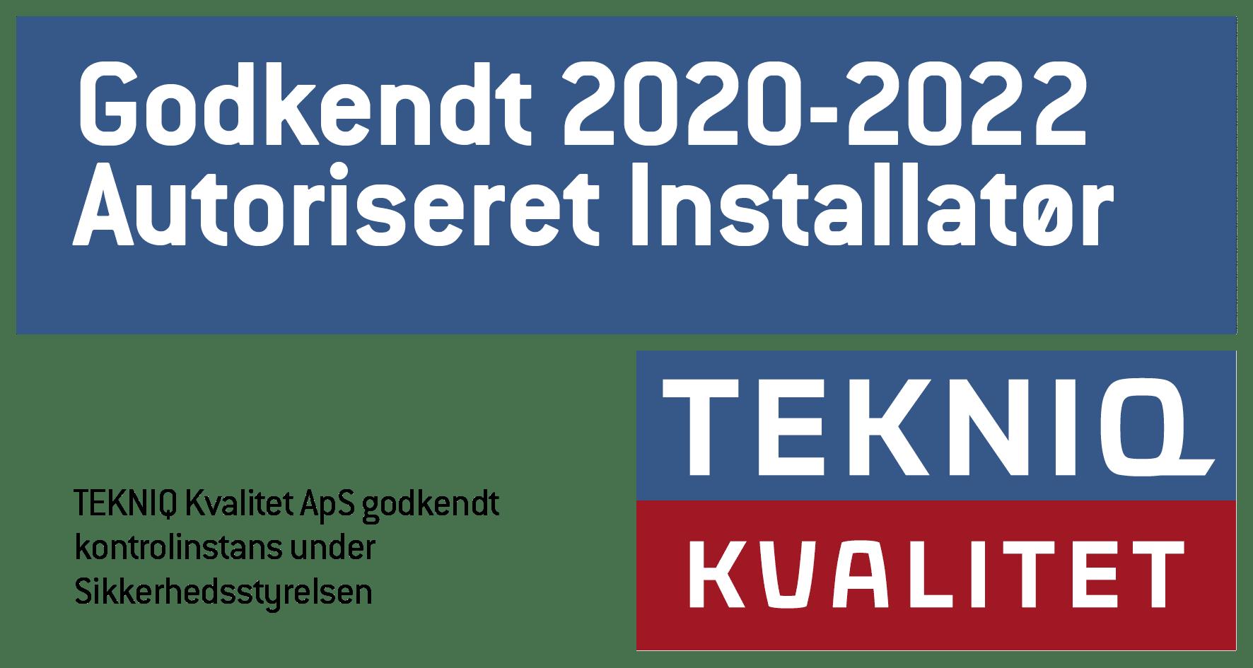 Elinstallatør Aars Tekniq